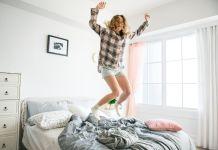 Как выбрать идеальную ткань для постельного белья