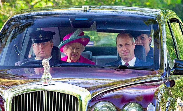 Принц Уильям и Кейт Миддлтон снова воспользовались бюджетным авиарейсом