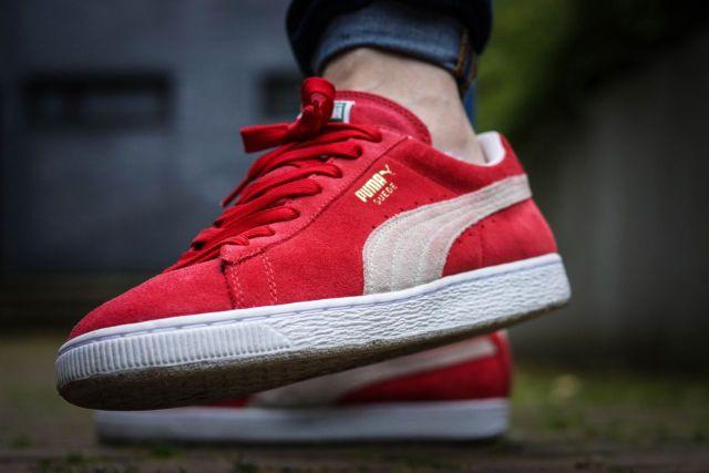 Спортивные кроссовки Puma: что скрывается за дерзким логотипом?