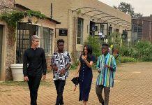4 стильных приёма Меган Маркл в туре по Африке