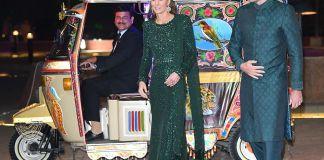 3 наряда Кейт Миддлтон за второй день пакистанского тура