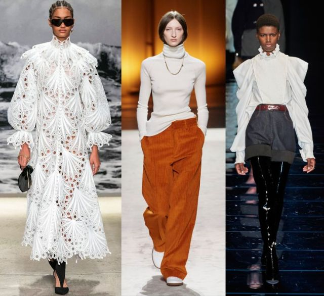 Модные тренды осени 2020