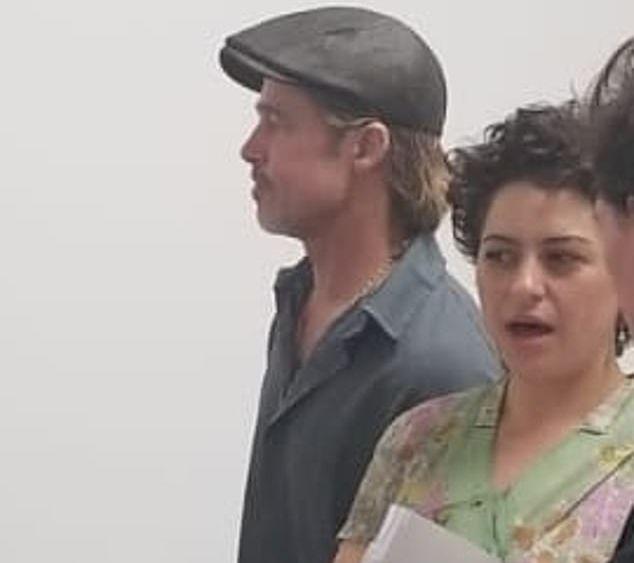 """Брэд Питт и Алия Шокат не пара? """"Возлюбленная"""" актёра рассказала об их отношениях"""