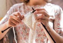 Вязание - способ избавиться от стресса