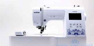 Бытовые вышивальные машины – особенности выбора