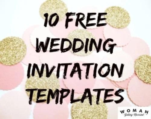 Diy Wedding Invitations Our Favorite