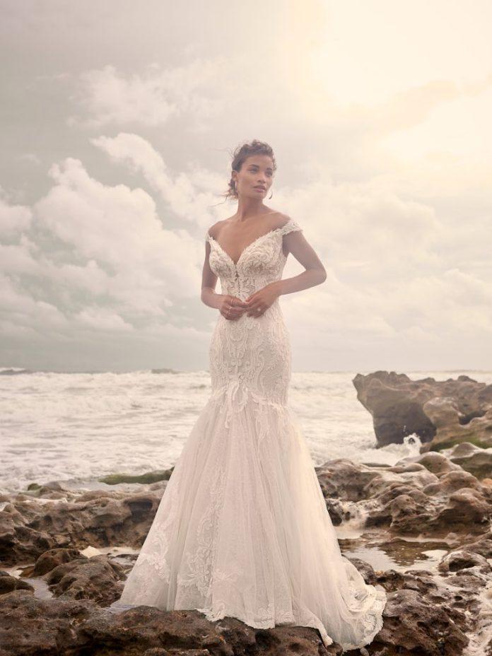 Joss by Sottero and Midgley wedding dress