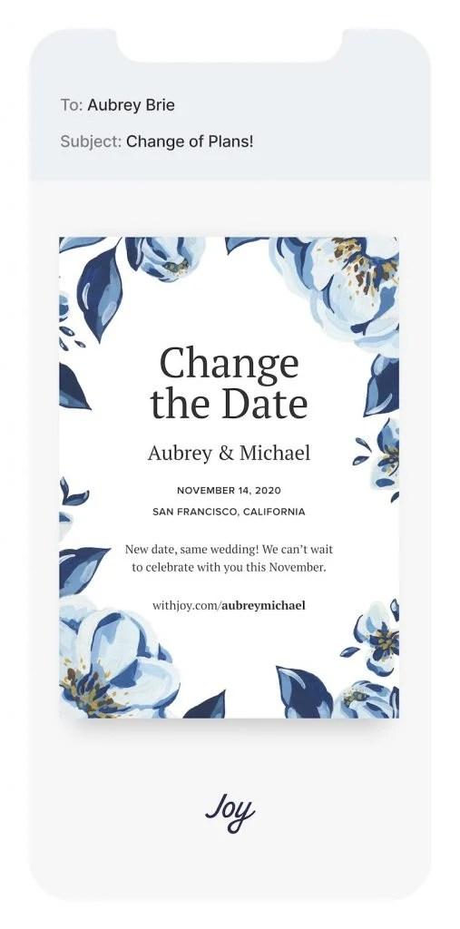 virtual wedding planning