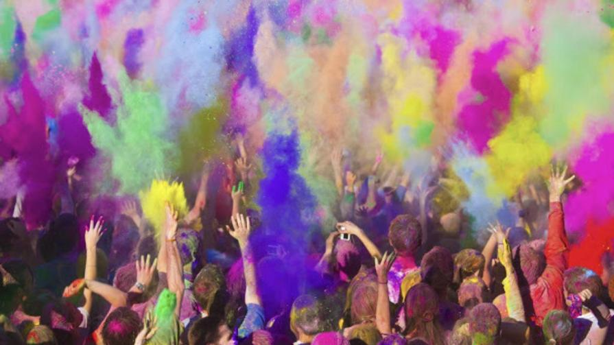 Festival of Colors di Los Angeles, AS