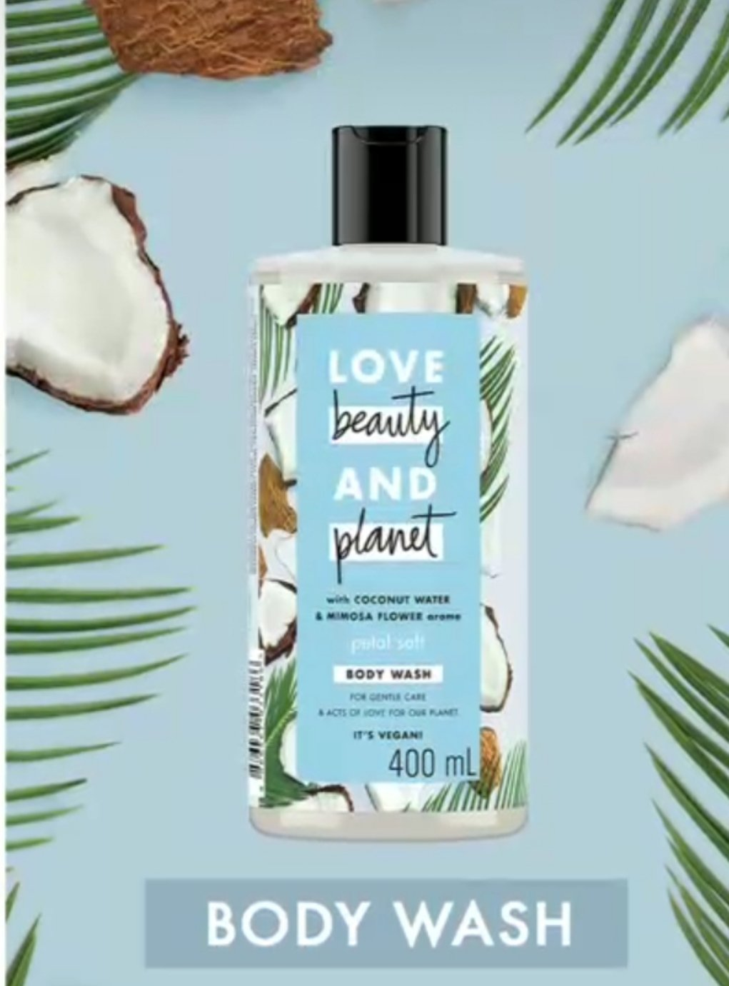 Love Beauty and Planet Hadir di Indonesia