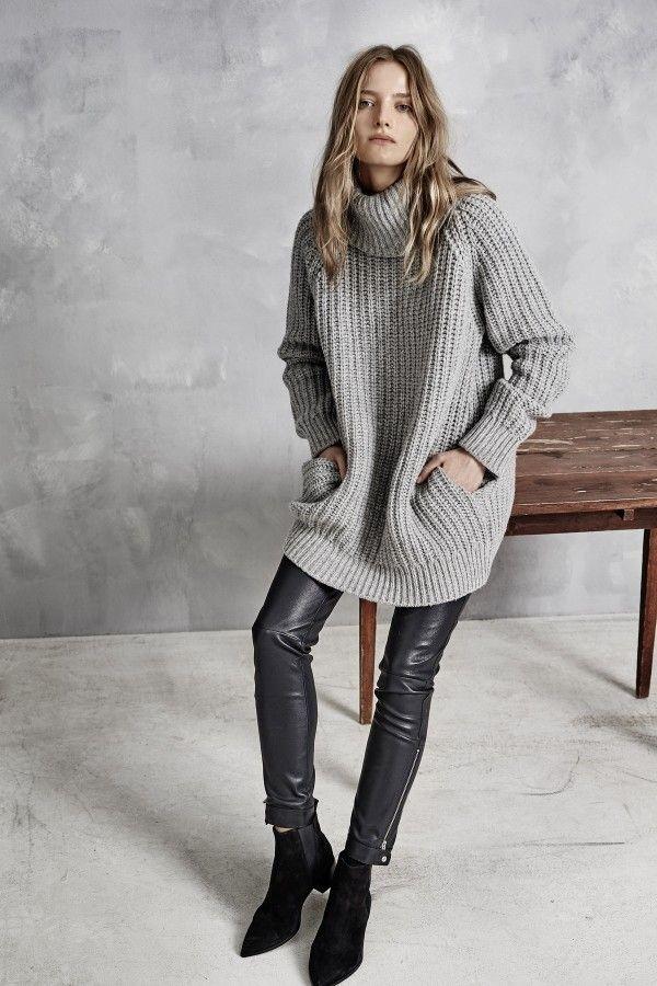 03b19e5204b Πώς θα φορέσουμε με στυλ τα πουλόβερ του χειμώνα ...
