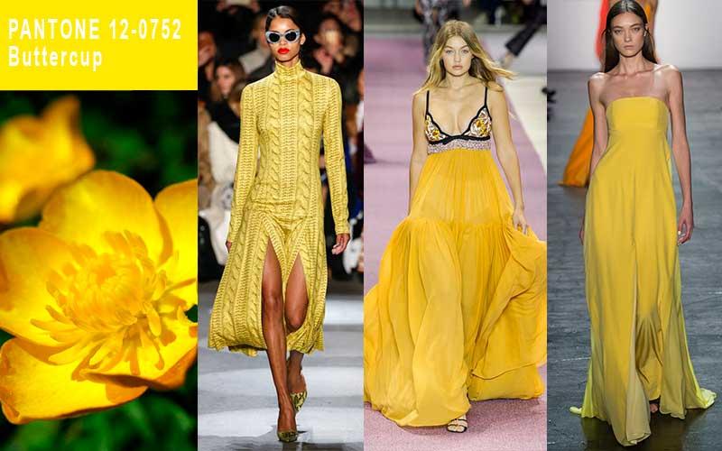 χρωματα μοδας ανοιξη καλοκαιρι 2016