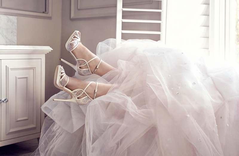 Jimmy Choo: Νυφικά Παπούτσια Άνοιξη Καλοκαίρι 2016