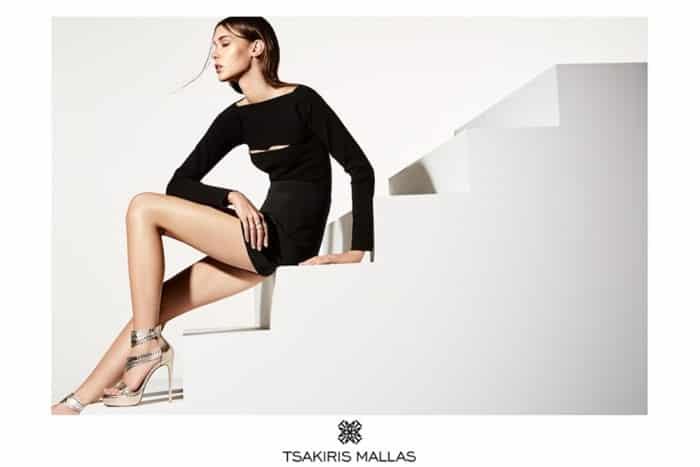 Τsakiris Mallas ανοιξη καλοκαιρι 2016 collection - womanoclock