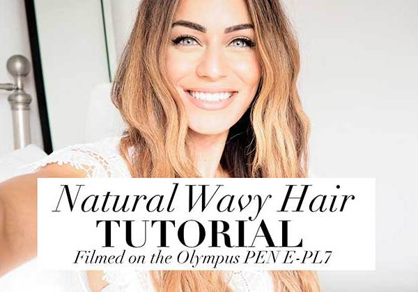 Natural Beach Waves - How to Video