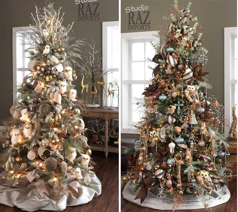 Ένα παραμυθένιο Χριστουγεννιάτικο Δέντρο