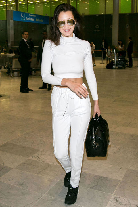 Bella Hadid best street style looks 2016 - womanoclock