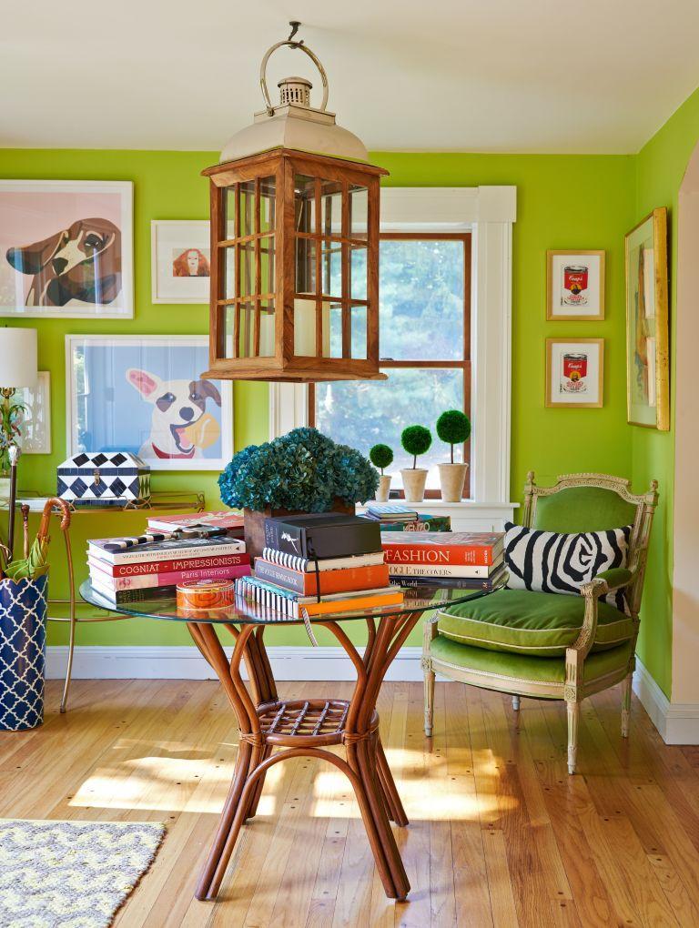 Το Greenery είναι το Κορυφαίο Χρώμα της Χρονιάς 2017