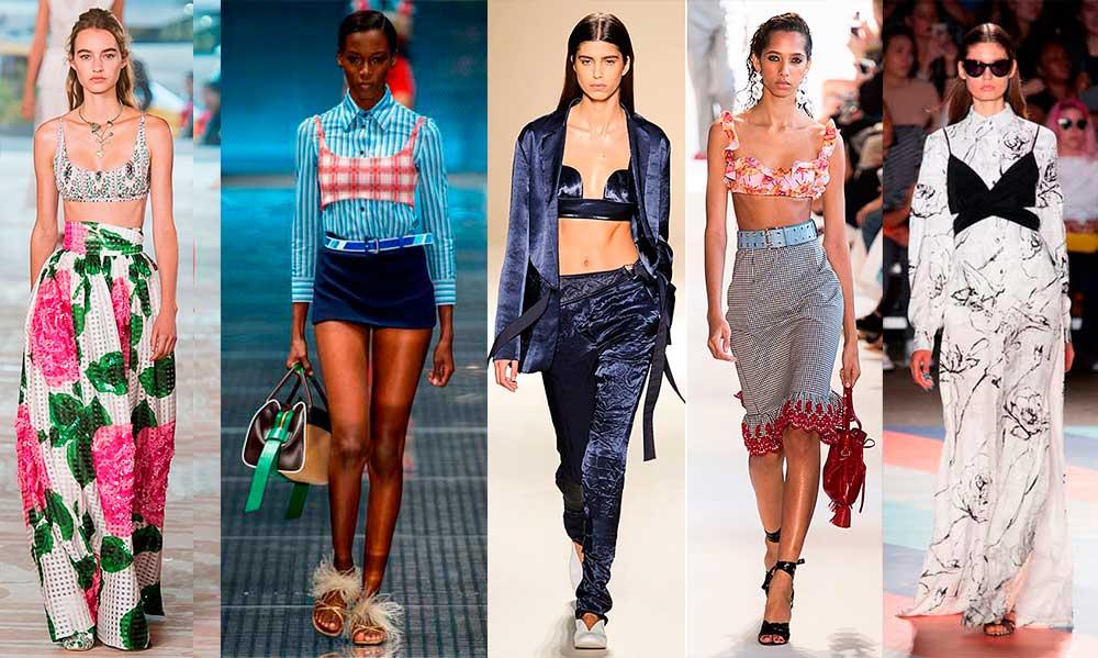 Μόδα άνοιξη καλοκαίρι 2017 - bra tops - womanoclock