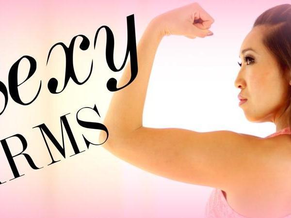 Sexy Μπράτσα σε 6 λεπτά με 3 κινήσεις Pilates - womanoclock