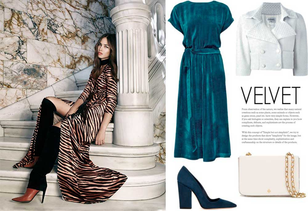 d690e0d25292 Τα ωραιότερα Βελούδινα Φορέματα της Αγοράς