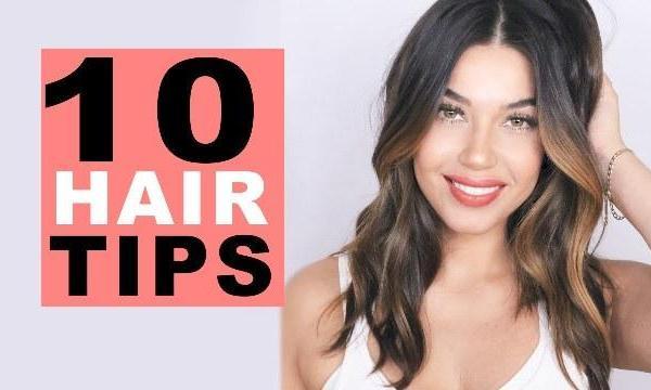 10 Tips μαλλιών που όλες πρέπει να γνωρίζουμε
