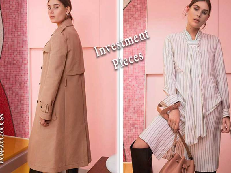 Investment Pieces: Αγοράζεις τώρα, Φοράς για πάντα
