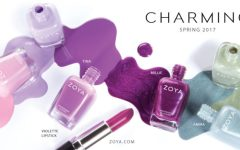 Μανό Zoya Charming Collection Άνοιξη 2017