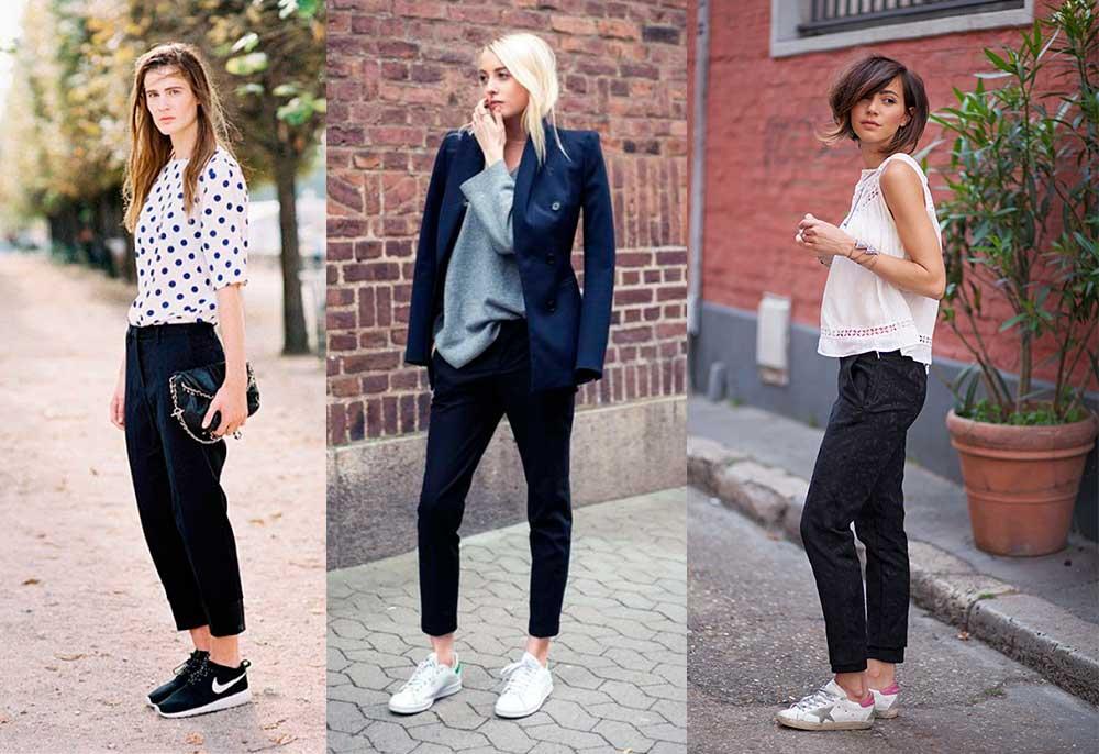 Πως να Φορέσω Μαύρο Παντελόνι με Απόλυτο Στιλ - womanoclock