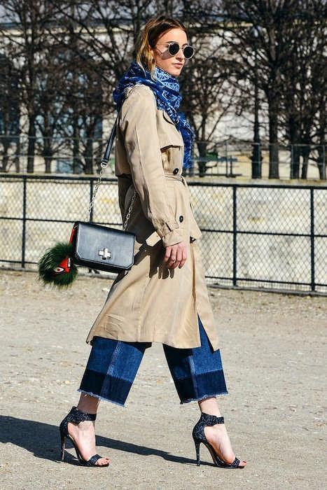 Πως να φορέσεις το φουλάρι - womanoclock