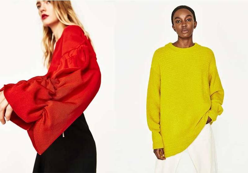 Άνοιξη 2017 Zara Collection