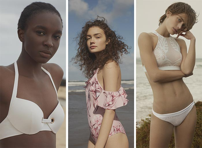 Μαγιό Oysho Καλοκαίρι 2017: Ocean Breeze Collection