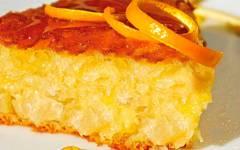 εξαιρετική, εύκολη συνταγή πορτοκαλόπιτας