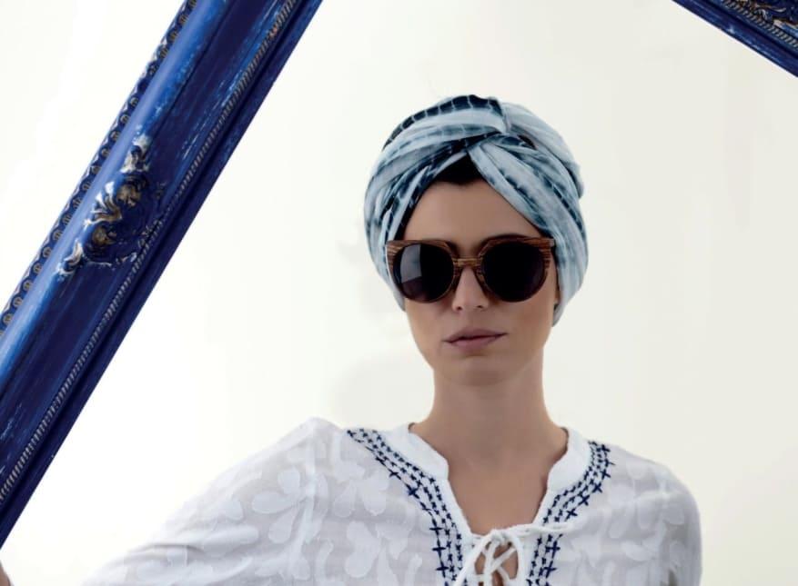 Φουλάρια - Παρεό: πως να τα φορέσεις στην πισίνα