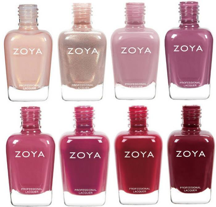 Zoya Sophisticates Collection Φθινόπωρο 2017