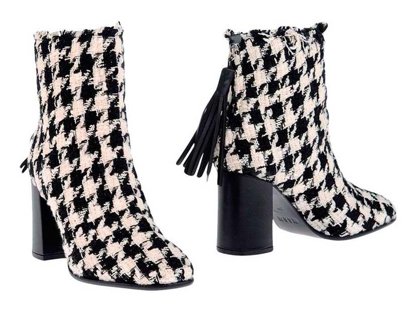 Παπούτσια χειμώνας 2017-2018 ankle boots