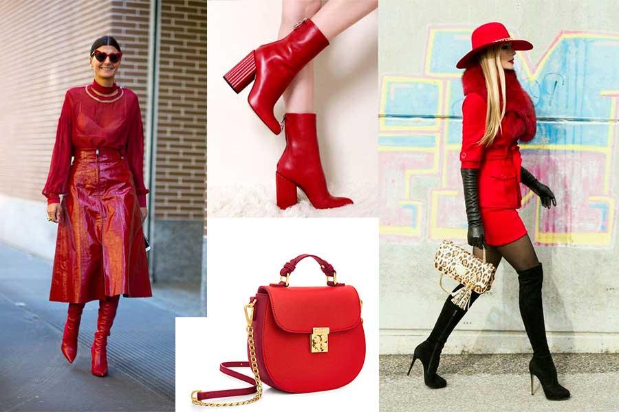 10 Τρόποι να εντάξεις το Κόκκινο χρώμα στα δικά σου outfits
