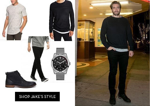 Styles για Ζευγάρια: Εμπνεύσου από τη Jessica Biel & τον Jake Gyllenhaal!