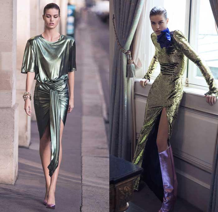 Πως να φορέσεις Μεταλλικά το 2018