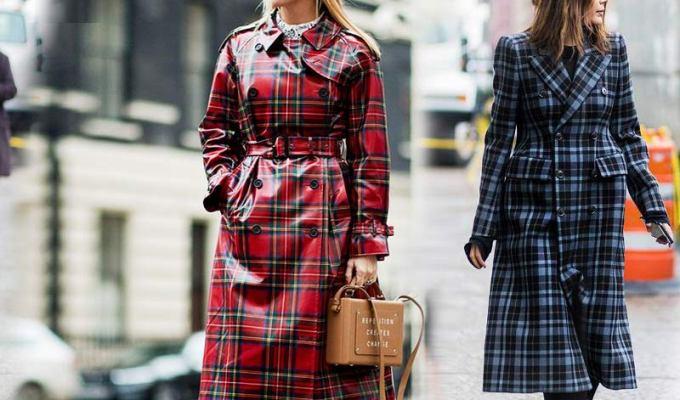 Αυτό το παλτό είναι εύκολα μια από τις μεγαλύτερες τάσεις στην εβδομάδα  μόδας 6a234b297cc