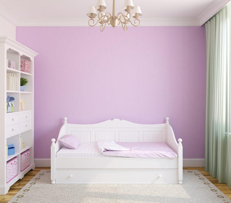 χρώματα για παιδικά δωμάτια που ξεχωρίζουν