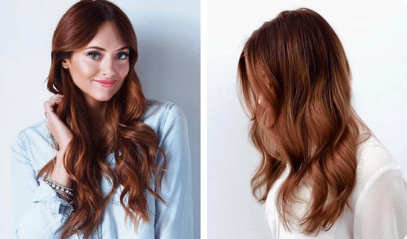 χρώματα μαλλιων 2018 ανοιξη