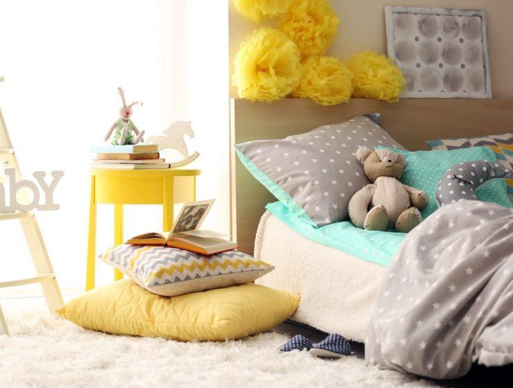 5+1 χρώματα για παιδικά δωμάτια που ξεχωρίζουν!