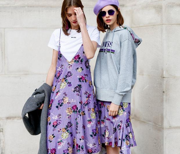 0ee9ef77b506 Τρεις τρόποι να φορέσεις το χρώμα της λεβάντας όπως οι stars Μπορεί το  ultra violet να είναι το χρώμα της χρονιάς σύμφωνα με την Pantone