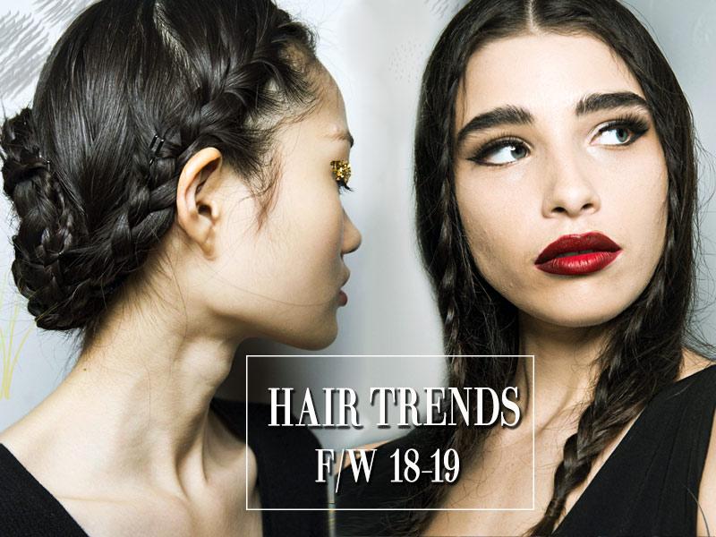 Μαλλιά Φθινόπωρο Χειμώνας 2018 2019. Μάθε πρώτη όλες τις νέες τάσεις