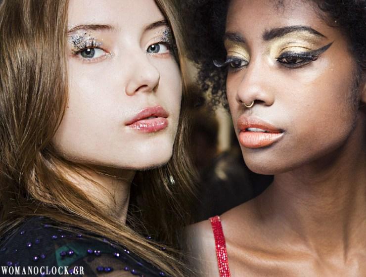 1f04979b7 Μακιγιάζ φθινόπωρο χειμώνας 2018 2019: Οι σημαντικότερες τάσεις της σεζόν  Έντονα cateyes, εντυπωσιακά smokey και sexy glossy χείλη, είναι μερικά από  τα πιο ...