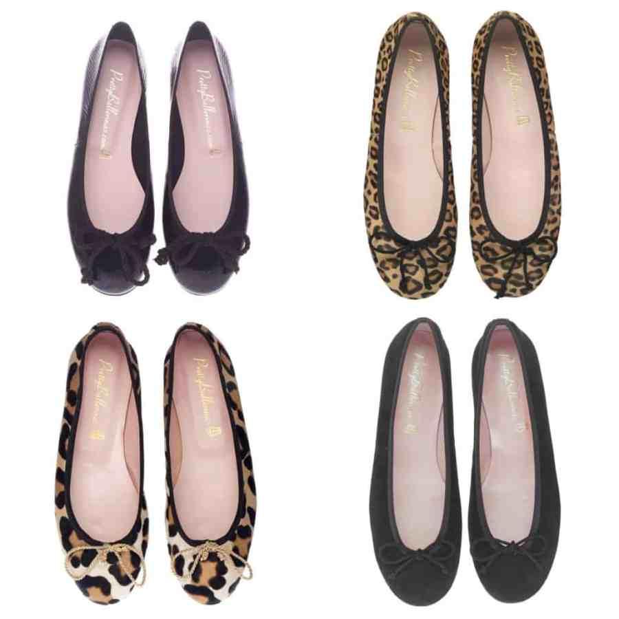 PrettyBallerina shoes