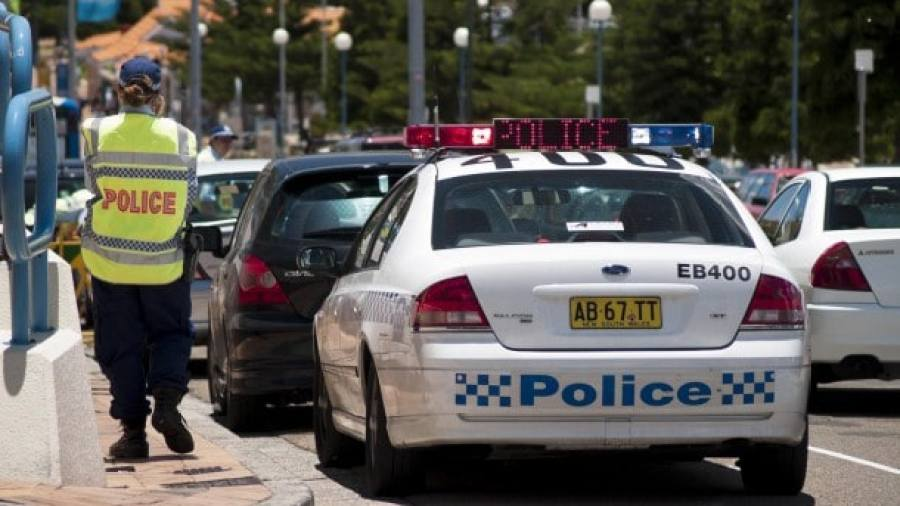 australia-police