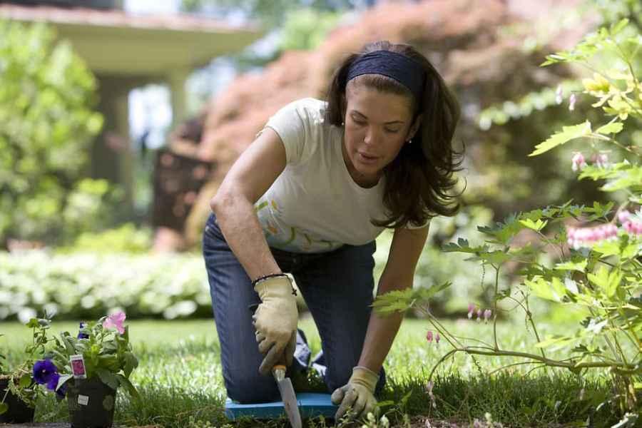 woman-enjoying-gardening-outdoors