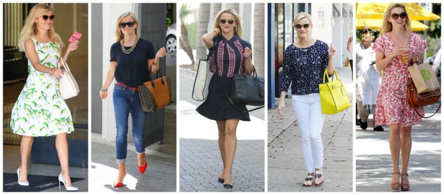 Reese Witherspoon summer looks